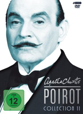 Poirot Collection 11, Agatha Christie