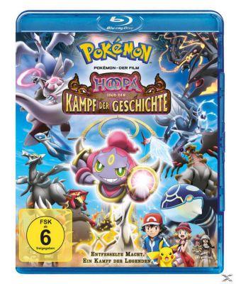Pokemon - Der Film: Hoopa und der Kampf der Geschichte, Diverse Interpreten