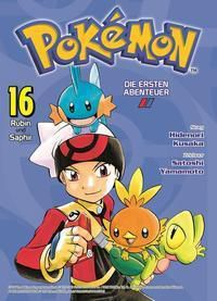 Pokémon - Die ersten Abenteuer - Rubin und Saphir, Hidenori Kusaka, Satoshi Yamamoto