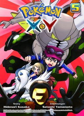 Pokémon X und Y, Hidenori Kusaka, Satoshi Yamamoto