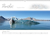 Polarscapes / UK-Version (Wall Calendar 2019 DIN A3 Landscape) - Produktdetailbild 1