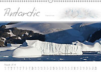 Polarscapes / UK-Version (Wall Calendar 2019 DIN A3 Landscape) - Produktdetailbild 3
