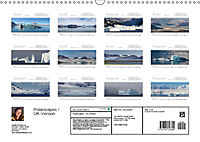 Polarscapes / UK-Version (Wall Calendar 2019 DIN A3 Landscape) - Produktdetailbild 13