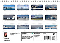 Polarscapes / UK-Version (Wall Calendar 2019 DIN A4 Landscape) - Produktdetailbild 13