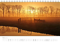 Polderlandschaften in Holland (Tischkalender 2019 DIN A5 quer) - Produktdetailbild 5