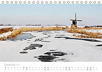Polderlandschaften in Holland (Tischkalender 2019 DIN A5 quer) - Produktdetailbild 12