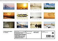 Polderlandschaften in Holland (Wandkalender 2019 DIN A3 quer) - Produktdetailbild 13