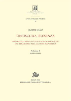 Politica e storia: Un'oscura presenza, Giuseppe Sciara