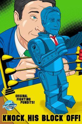 Political Power: O'Reilly vs. Stewart Vol. 1: Political Power: O'Reilly vs. Stewart Vol. 1 #GN, Jerome Maida