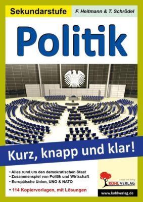 Politik - Grundwissen kurz, knapp und klar!, Friedhelm Heitmann, Tim Schrödel
