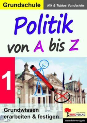 Politik von A bis Z, Tobias Vonderlehr, Nik Vonderlehr