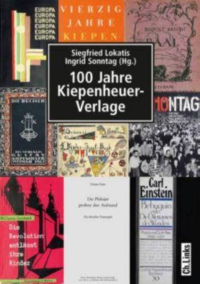 Politik & Zeitgeschichte: 100 Jahre Kiepenheuer-Verlage