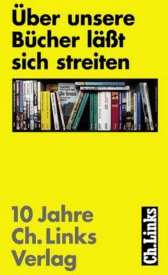 Politik & Zeitgeschichte: Über unsere Bücher läßt sich streiten