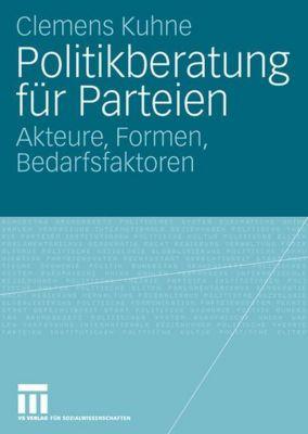 Politikberatung für Parteien, Clemens Kuhne