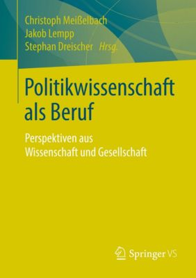 Politikwissenschaft als Beruf