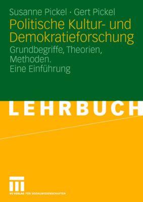 Politische Kultur- und Demokratieforschung, Susanne Pickel, Gert Pickel