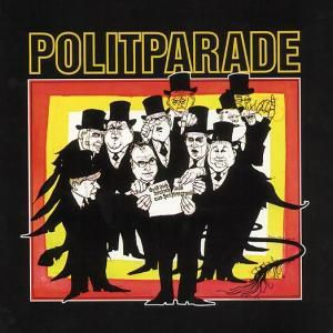 Politparade   4-Cd & Book/Buch, Diverse Interpreten