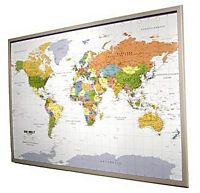 Pinnwand Ausführung Weltkarte Jetzt Bei Weltbild Ch Bestellen