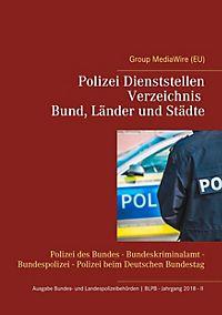 Polizei Dienststellen Verzeichnis des Bundes, L¿er und St¿e