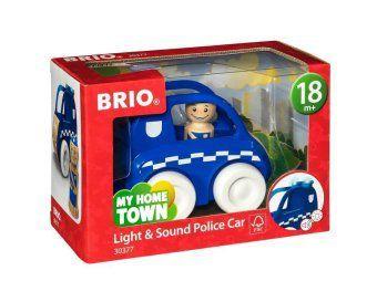 Polizei-Flitzer mit Licht & Sound, BRIO®