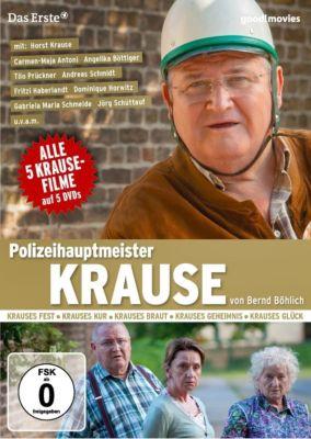 Polizeihauptmeister Krause - Alle 5 Krause-Filme, Horst Krause