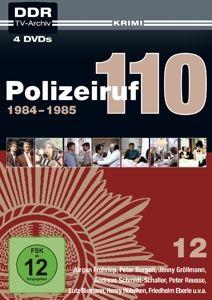 Polizeiruf 110 – Box 12: 1984-1985 DVD-Box, Ddr TV-Archiv