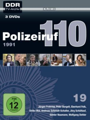 Polizeiruf 110 - Box 19, Polizeiruf 110