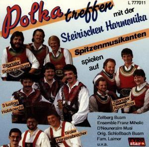 Polkatreffen Mit Der Steirisch, Diverse Interpreten