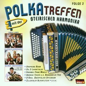 Polkatreffen mit der steirischen Harmonika Folge 2, Diverse Interpreten