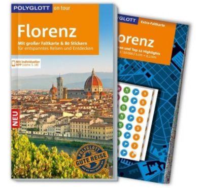 Polyglott on tour Reiseführer Florenz, Monika Pelz, Stefan Maiwald