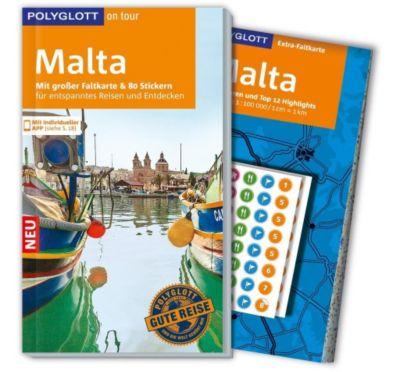 Polyglott on tour Reiseführer Malta, Trudie Trox