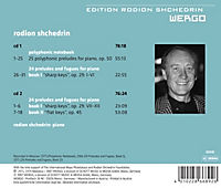 Polyphonic Notebook/24 Präludien Und Fugen Für Kla - Produktdetailbild 1