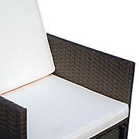 Polyrattan Gartenmöbel als 21-tlg. Set - Produktdetailbild 7