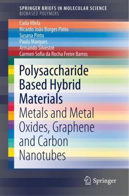 Polysaccharide Based Hybrid Materials, Carla Vilela, Ricardo João Borges Pinto, Susana Pinto, Paula Marques, Armando Silvestre, da Rocha Freire Barros