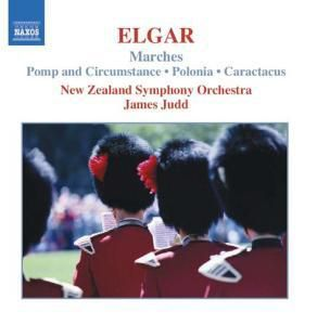 Pomp And Circumstance Marches, James Judd, New Zealand Symphony Orchestra