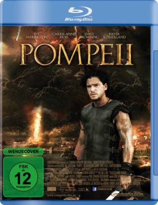 Pompeii, Janet Scott Batchler, Lee Batchler, Julian Fellowes, Michael Robert Johnson
