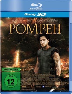 Pompeii - 3D-Version, Diverse Interpreten