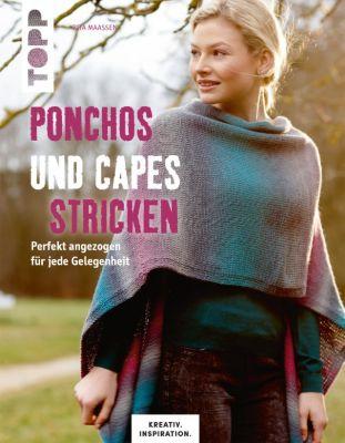 Ponchos und Capes stricken (KREATIV.INSPIRATION), Rita Maaßen