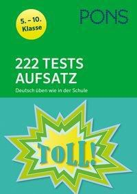 PONS 222 Tests Aufsatz