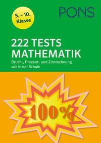 PONS 222 Tests Mathematik wie in der Schule