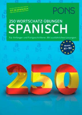 PONS 250 Wortschatz-Übungen Spanisch, Iván Reymóndez Fernández
