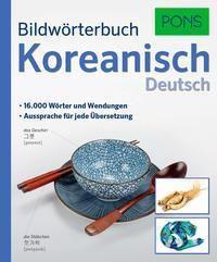 PONS Bildwörterbuch Koreanisch / Deutsch