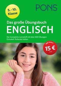 PONS Das große Übungsbuch Englisch 5.-10. Klasse -  pdf epub