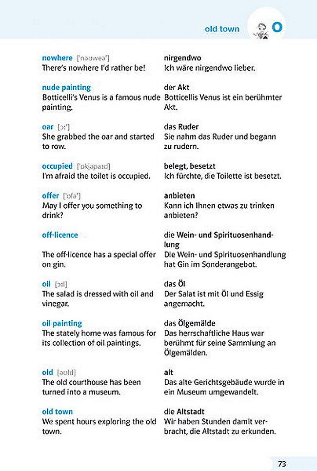 Pons Die 1000 Wichtigsten Wörter Englisch Reise Urlaub Buch
