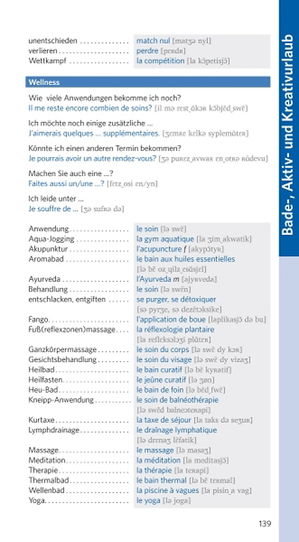 Pons Reisewörterbuch Französisch Mit Audio Cd Buch