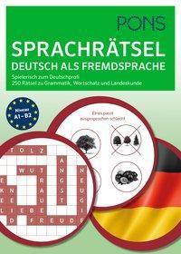 PONS Sprachrätsel Deutsch