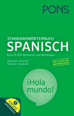 PONS Standardwörterbuch Spanisch