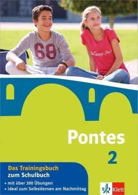 Pontes, Latein für Gymnasien: Bd.2 Das Trainingsbuch zum Schulbuch
