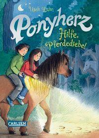Ponyherz: Hilfe, Pferdediebe!, Usch Luhn