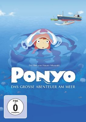 Ponyo - Das grosse Abenteuer am Meer, Hayao Miyazaki